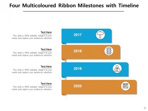 4_Major_Achievement_Timeline_Milestones_Curved_Roadmap_Ppt_PowerPoint_Presentation_Complete_Deck_Slide_12