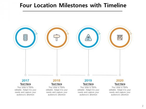 4_Major_Achievement_Timeline_Milestones_Curved_Roadmap_Ppt_PowerPoint_Presentation_Complete_Deck_Slide_2