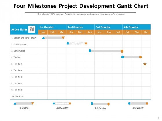 4_Major_Achievement_Timeline_Milestones_Curved_Roadmap_Ppt_PowerPoint_Presentation_Complete_Deck_Slide_5