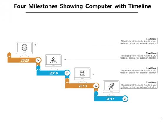 4_Major_Achievement_Timeline_Milestones_Curved_Roadmap_Ppt_PowerPoint_Presentation_Complete_Deck_Slide_7