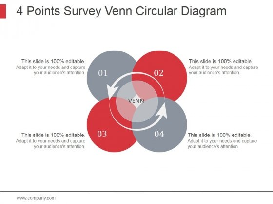 Venn Diagrams Powerpoint Templates