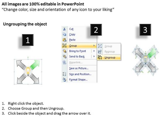 4_stages_hub_and_spoke_wheel_diagram_business_plan_powerpoint_slides_2