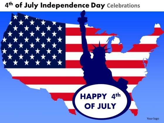 4th Of July Independence Day PowerPoint Slides