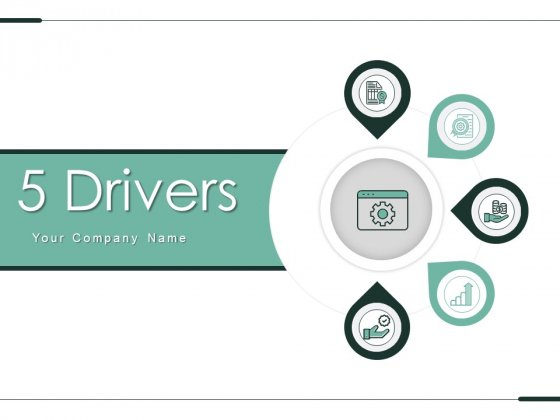 5 Drivers Operations Growth Ppt PowerPoint Presentation Complete Deck