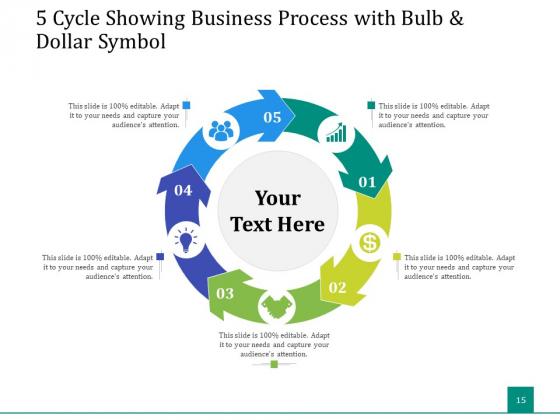 5_Stage_Circular_Process_Management_Gear_Ppt_PowerPoint_Presentation_Complete_Deck_Slide_15