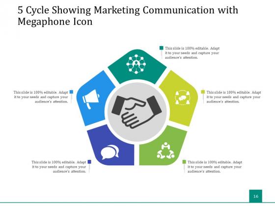 5_Stage_Circular_Process_Management_Gear_Ppt_PowerPoint_Presentation_Complete_Deck_Slide_16