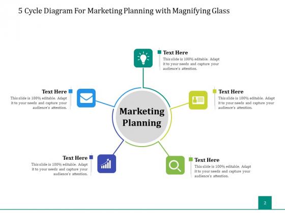 5_Stage_Circular_Process_Management_Gear_Ppt_PowerPoint_Presentation_Complete_Deck_Slide_2