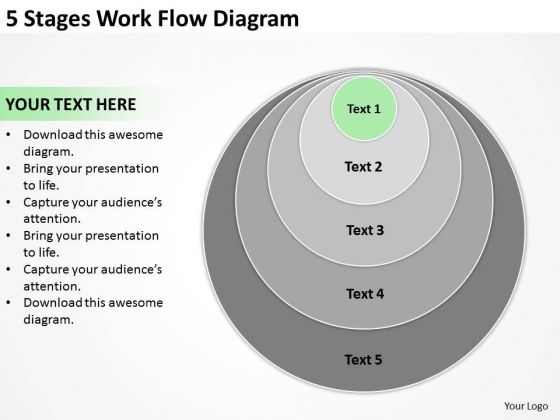 5_stages_work_flow_diagram_professional_business_plan_powerpoint_templates_1