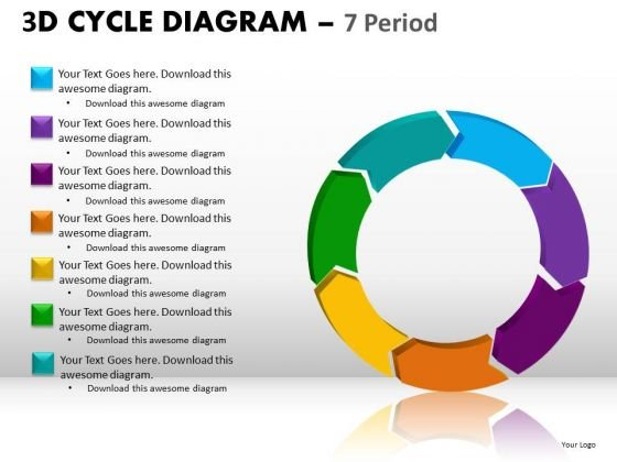 ring charts powerpoint templates