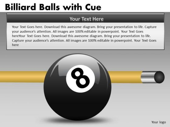 8 Ball Metaphor PowerPoint Ppt Templates