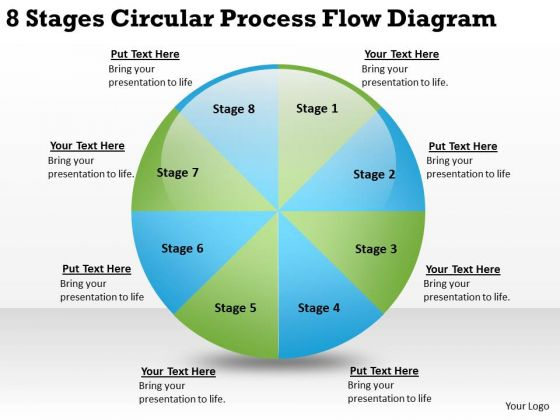 ... Business Continuity Plan PowerPoint Slides.  8_stages_circular_process_flow_diagram_what_is_business_continuity_plan_powerpoint_slides_1