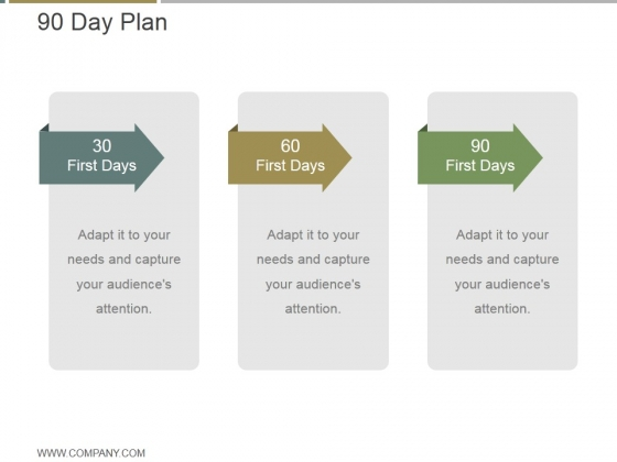 90 Day Plan Ppt PowerPoint Presentation Picture