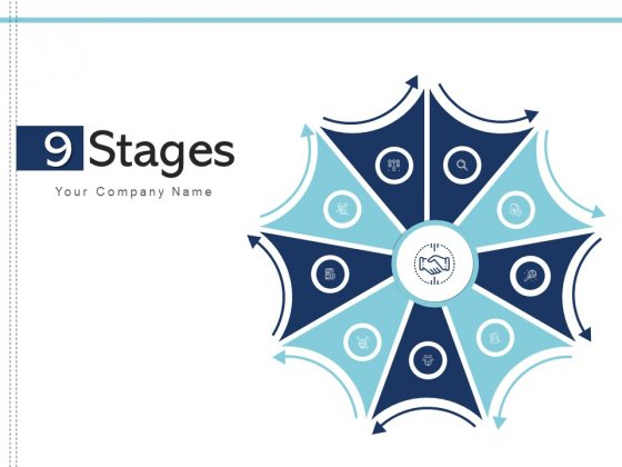 9 Stages Business Sales Ppt PowerPoint Presentation Complete Deck