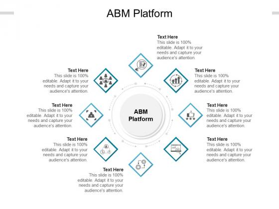 ABM Platform Ppt PowerPoint Presentation Show Slideshow Cpb Pdf