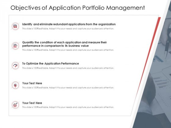 AIM Principles For Data Storage Objectives Of Application Portfolio Management Rules PDF