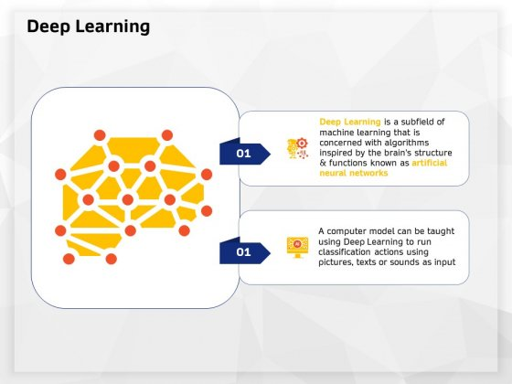 AI High Tech PowerPoint Templates Deep Learning Ppt Designs PDF