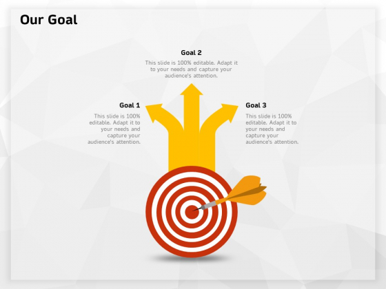 AI High Tech PowerPoint Templates Our Goal Ppt Infographic Template Display PDF
