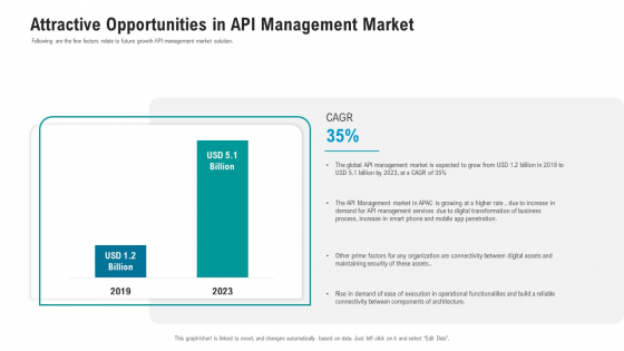 API Ecosystem Attractive Opportunities In API Management Market Infographics PDF