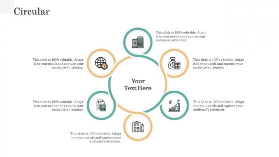 API Management Market Circular Diagrams PDF