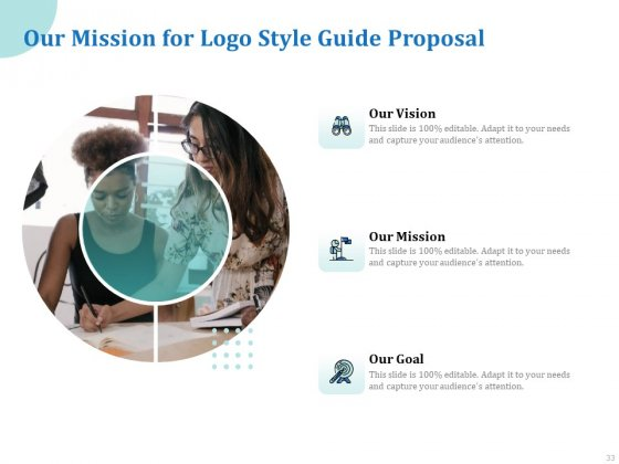 A_Step_By_Step_Guide_To_Creating_Brand_Guidelines_Ppt_PowerPoint_Presentation_Complete_Deck_With_Slides_Slide_33