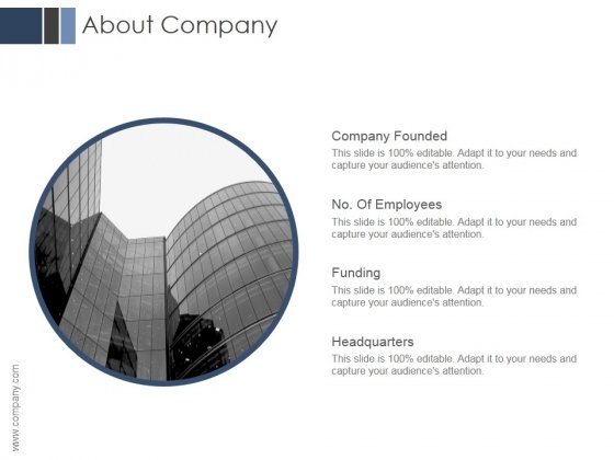 About Company Ppt PowerPoint Presentation Introduction - PowerPoint