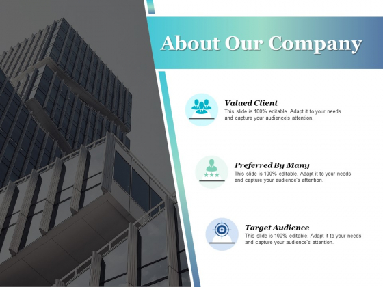 About Our Company Ppt PowerPoint Presentation File Templates