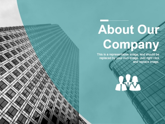 About Our Company Ppt PowerPoint Presentation Infographic Template Graphics Pictures