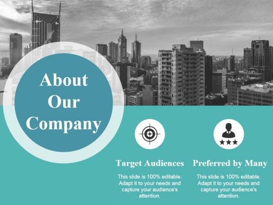 About Our Company Ppt PowerPoint Presentation Layouts Template