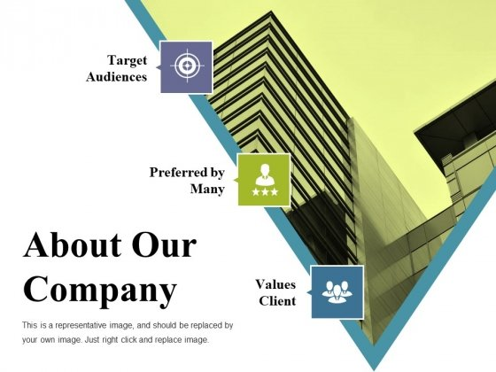 About Our Company Ppt PowerPoint Presentation Styles Summary