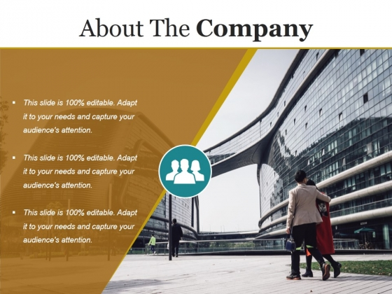 About The Company Ppt PowerPoint Presentation Professional Display