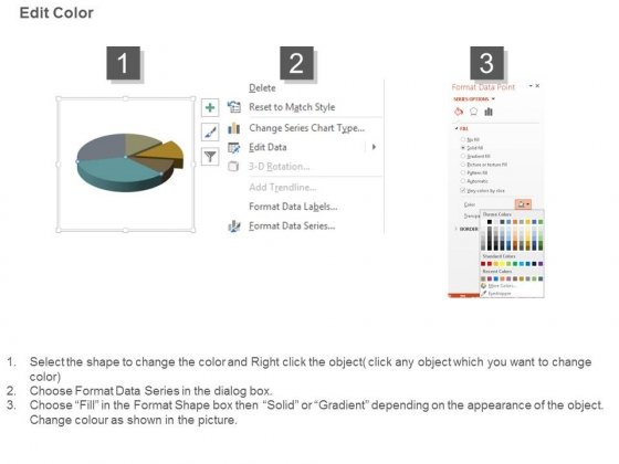 About_The_Product_Pie_Chart_Ppt_Slides_3