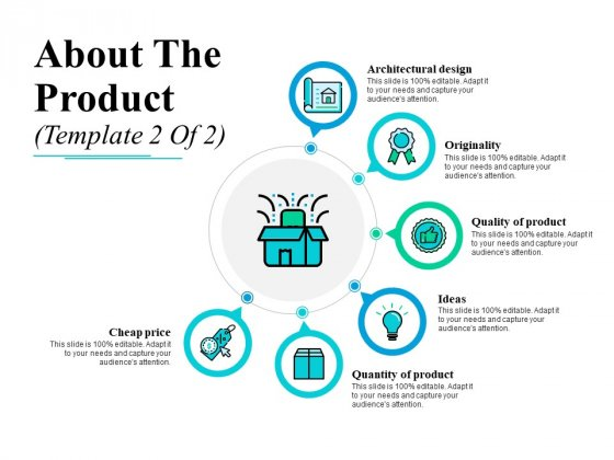 About The Product Template 2 Ppt PowerPoint Presentation Visual Aids Infographics