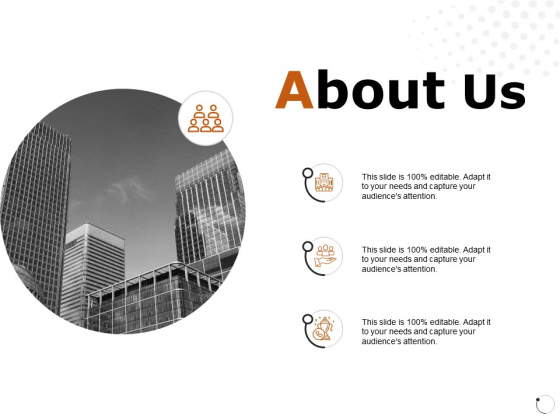 About Us Building Ppt PowerPoint Presentation Summary Design Templates