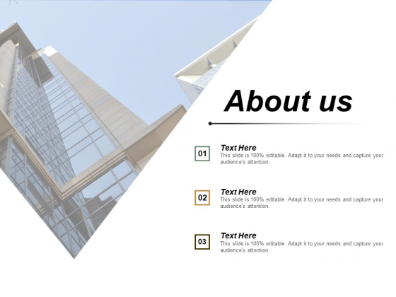 About Us Company Ppt PowerPoint Presentation Gallery Smartart