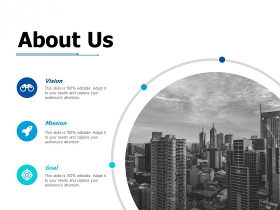 About Us Company Ppt PowerPoint Presentation Visual Aids Portfolio
