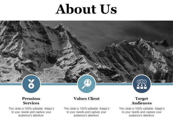 About Us Details Ppt PowerPoint Presentation Themes
