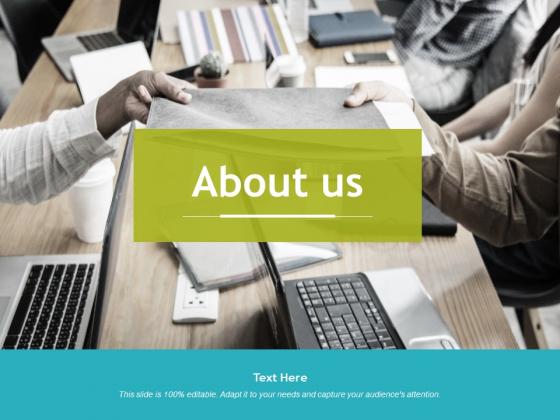 About Us Management Ppt PowerPoint Presentation File Brochure