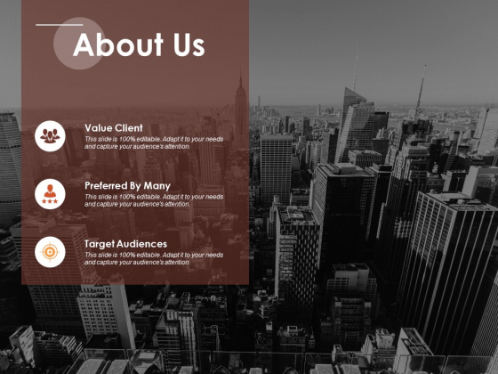 About Us Management Ppt Powerpoint Presentation Summary Template