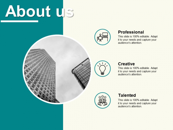 About Us Marketing Strategy Ppt PowerPoint Presentation File Shapes