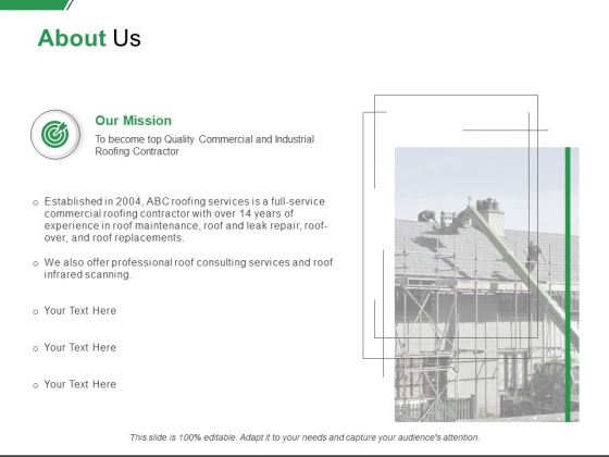 About Us Our Mission Ppt PowerPoint Presentation Outline Vector