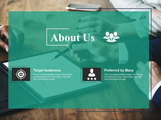 About Us Ppt PowerPoint Presentation File Template