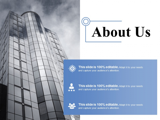 About Us Ppt PowerPoint Presentation Gallery Example File