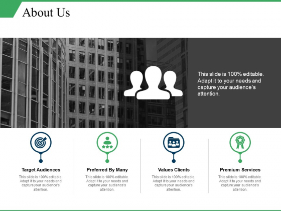 About Us Ppt PowerPoint Presentation Gallery Graphic Tips