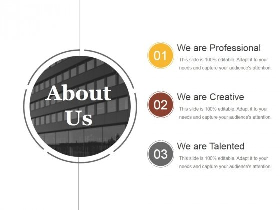 About Us Ppt PowerPoint Presentation Icon Design Ideas