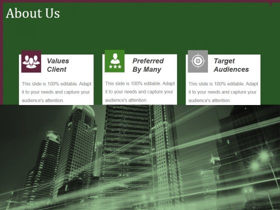 About Us Ppt PowerPoint Presentation Icon Graphics