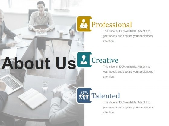 About Us Ppt PowerPoint Presentation Ideas Demonstration