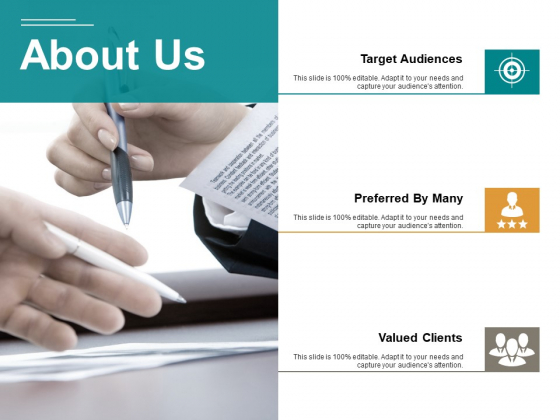 About Us Ppt PowerPoint Presentation Ideas Slide Download