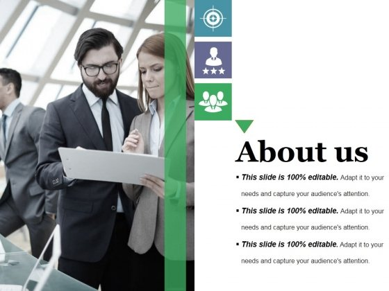 About Us Ppt PowerPoint Presentation Ideas Template