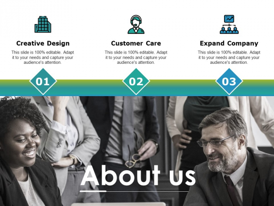 About Us Ppt PowerPoint Presentation Infographic Template Infographics