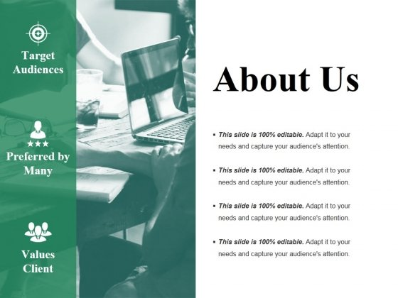 About Us Ppt PowerPoint Presentation Infographic Template Layout